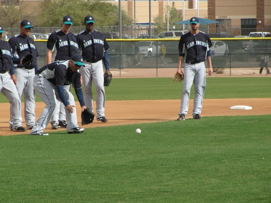 8 - Felix first grounder of 2011.JPG