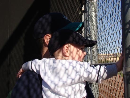 9 - kellan watches with dad.JPG