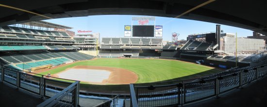 c - Target Field legends club 1b side panorama.jpg
