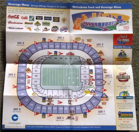 Metrodome concessions.JPG