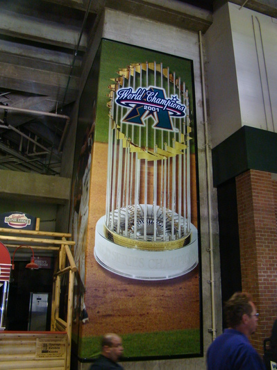 15 - Diamondbacks big world series trophy.JPG