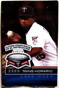 2009 Twins espanol.JPG