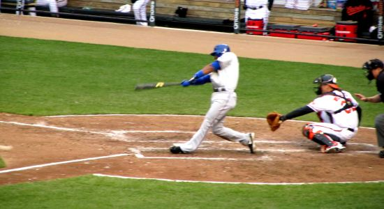 22 - Elvis Andrus grounds out.JPG