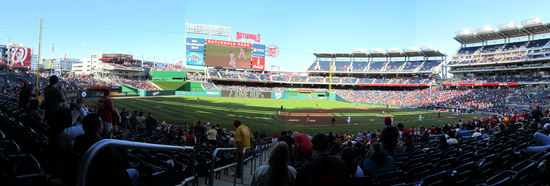 37 - Nationals Park section 114 top of section panorama.jpg