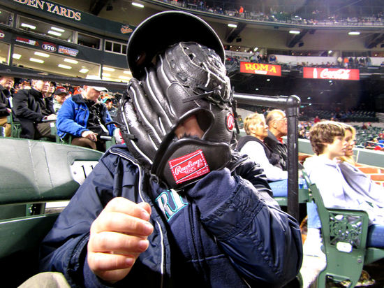 39 - hiding behind home plate.JPG