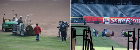 5 - laying field at chase field.JPG
