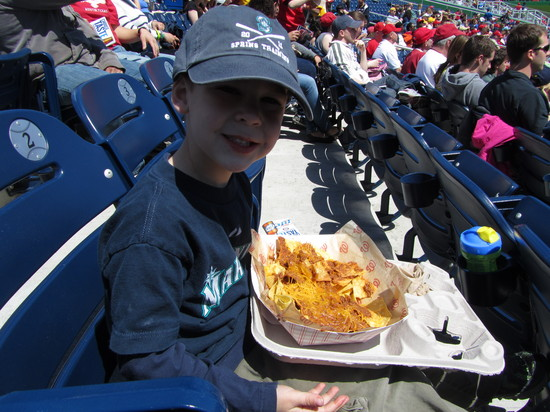 9 - chili nachos in the sun.JPG