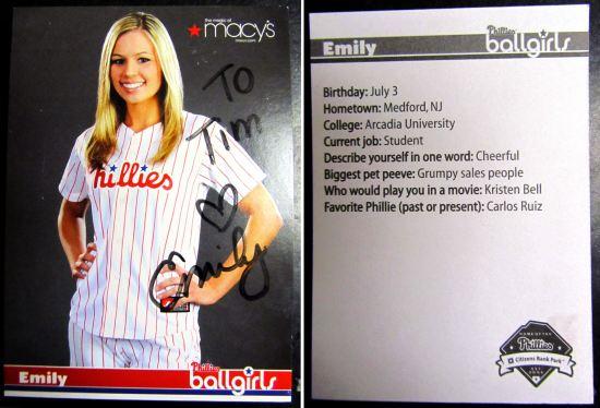 22 - Emily's ballgirl card.JPG