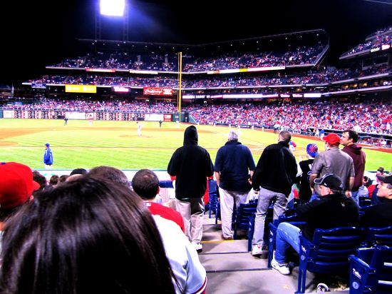 31 - 11th inning section 130 10th row.JPG