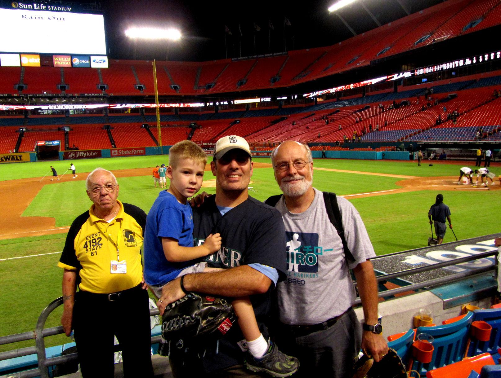 Roadtrip « Cook & Son Bats' Blog