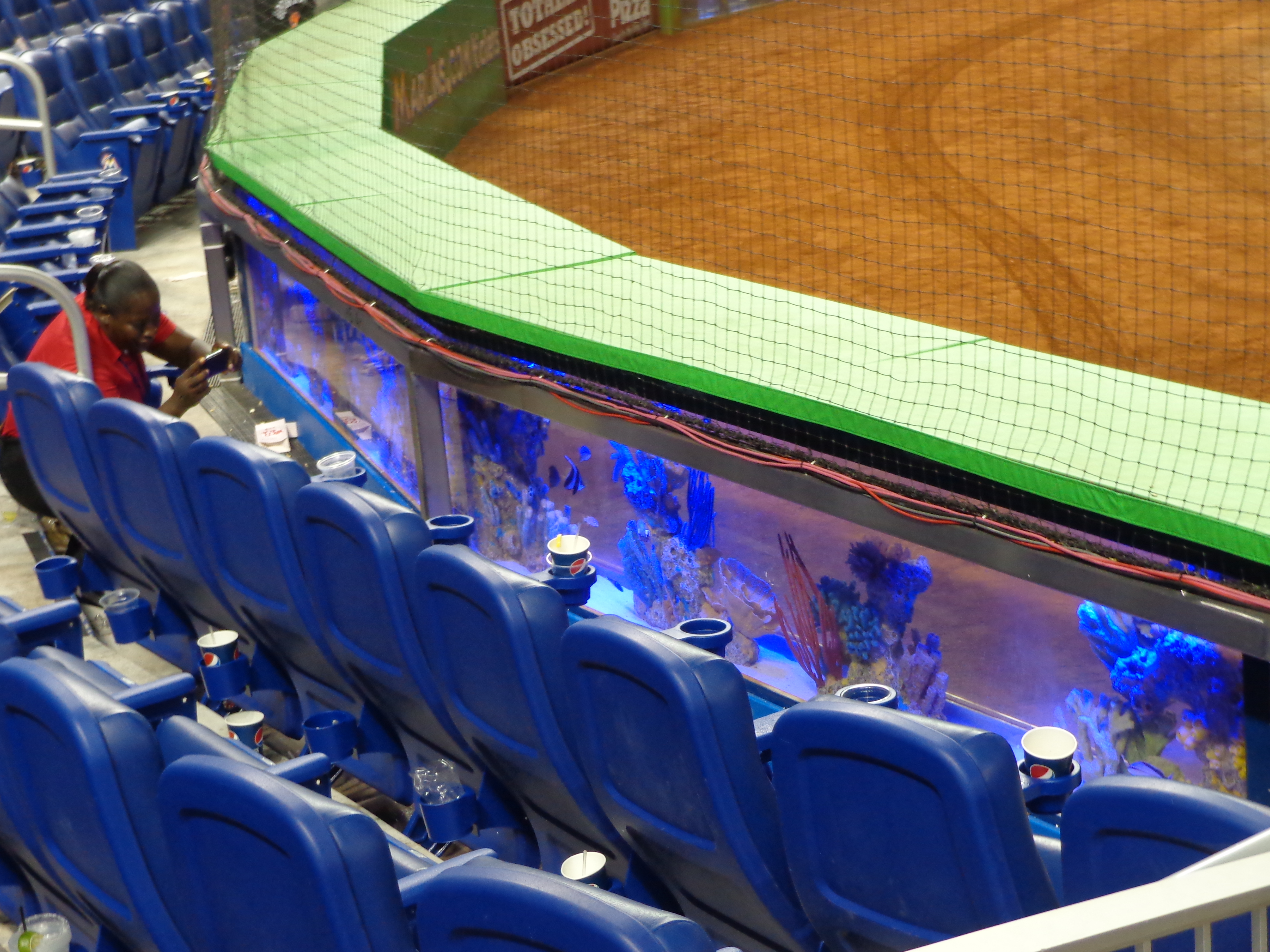 Marlins Park First Lap Around Mlb Ballparks Completed