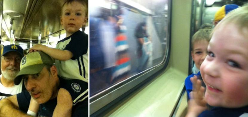 5-subwaying